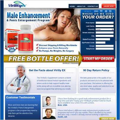 Virility Ex Review Mensbest Co Buyer Reviews